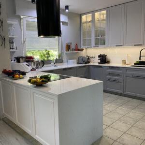 szafe frezowane szafki kuchenne